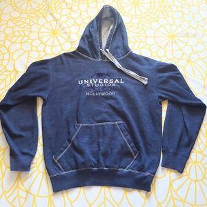 Universal Studios Hollywood Navy Blue Hoodie